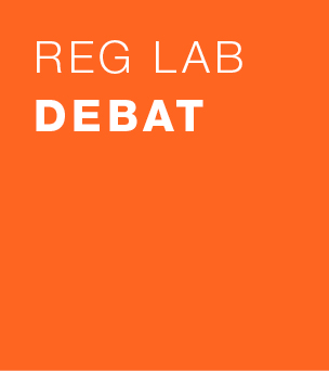REG LAB DEBATARRANGEMENT